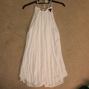 Kendall and Kylie white dress
